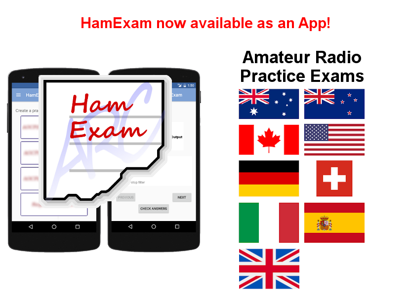 mock test papers for intermediate amateur radio Foundation radio amateur examination intermediate and full examinations papers are available at two week's notice.